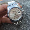 ロレックス メンズ腕時計 機械自動巻き 文字盤白 36