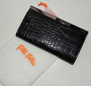 フォリフォリ(Folli Follie)クロコダイル調 財布