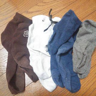靴下4足お掃除用