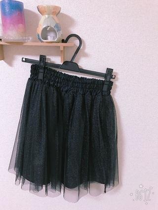 パーティドレス スカート