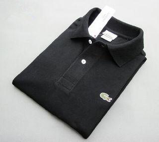 早い者勝ち  Lacoste半袖シャツ 4色LTX-015