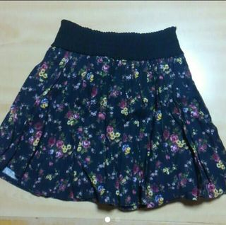 秋 冬 スカート