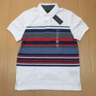 【Mサイズ】新品 トミーヒルフィガー ポロシャツ メンズ