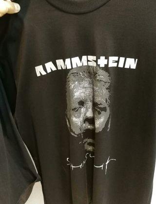 Rammstein Oversized Tシャツ sサイズ