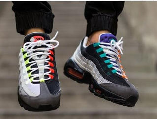 Nike Air Max95 VSPPatchスニーカー