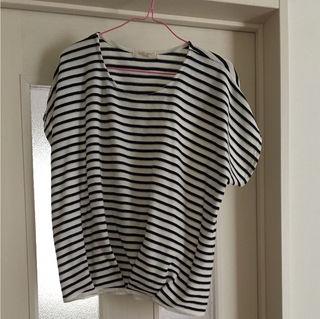 ボーダー 半袖 ティシャツ