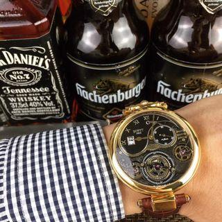 BOVET メンズ 自動巻き 腕時計