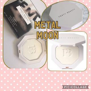 Fenty Beautyーハイライトmetal moon