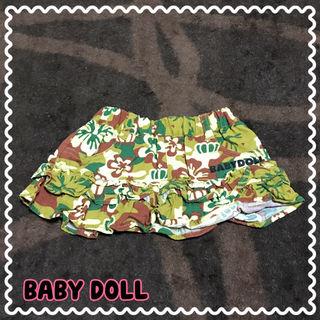 BABY DOLLスカート