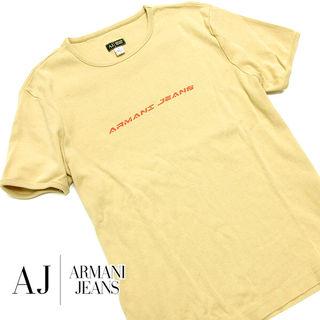 美品!! アルマーニ ジーンズ 半袖Tシャツ W54