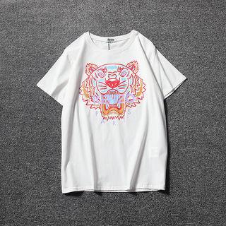 KENZO 男女兼用Tシャツ 人気 多色選択