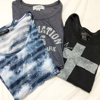 まとめ売り 春服 Tシャツ