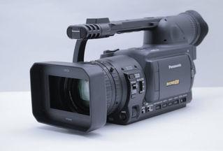 中古ハンドヘルドカメラレコーダー AG-HVX205A