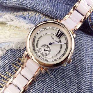 定番人気腕時計 若い女性に大人気 2色有り
