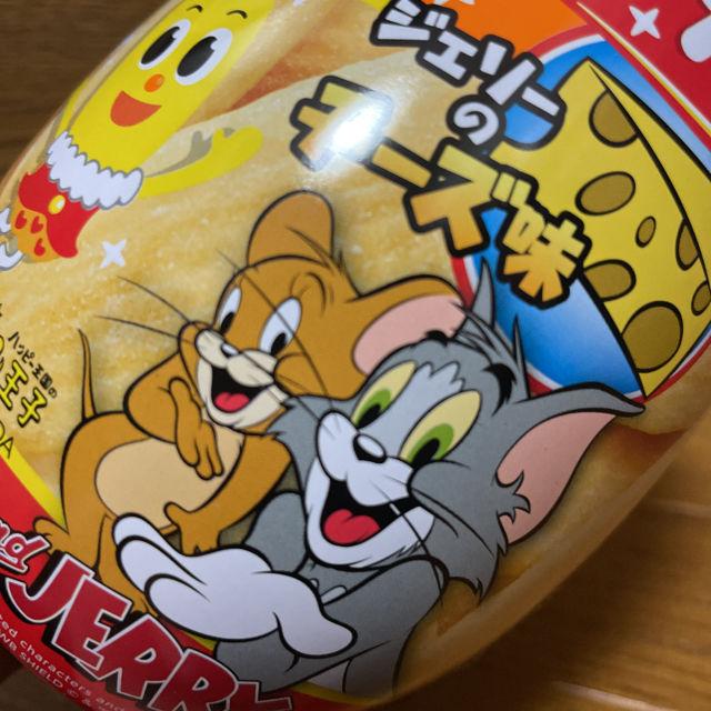 トムとジェリーハッピーターン亀田製菓ハッピーターンコラボ