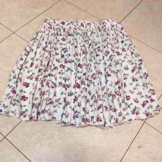 coen 花柄スカート