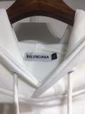 balenciagaBBロゴ高品質パーカー
