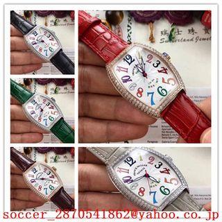 フランクミュラー腕時計 自動巻き  紳士
