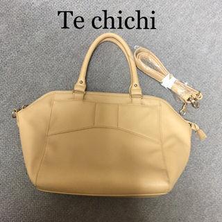 Te chichi*春色2wayハンドバッグ