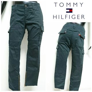 TOMMY HILFIGER*カーゴパンツ