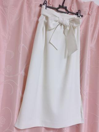 ROPE PICNIC 白スカート