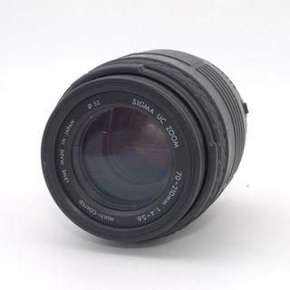 【動作品】SIGMA 70-210mm F4-5.6