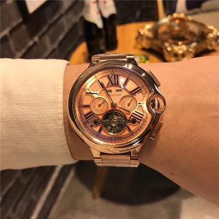 カルティエ 自動巻き ウオッチ  腕時計