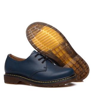 ドクターマーチン 1461 ネービー 靴