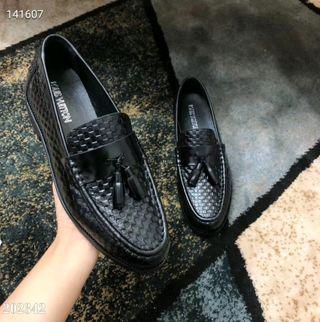 高質LouisVuitton人気カップル革靴 紳士スニーカ