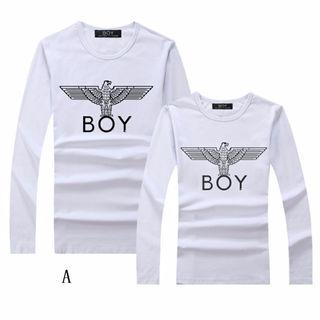 BOY LONDON 長袖Tシャツ 4色選択