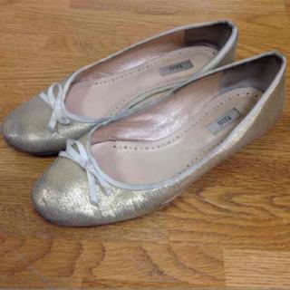 Pitti ぺたんこ靴