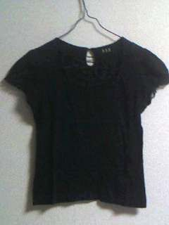 BPN:胸元クモの巣Tシャツ