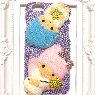セールキキララiPhone6.6s立体デコ