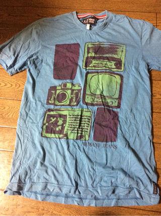 アルマーニ 半袖シャツ