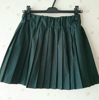ミスティウーマングリーンスカート