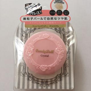 定価1,684円のフェイスパウダー (クリスタル)