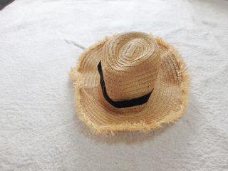 018麦わら帽子/ハット/キャップ