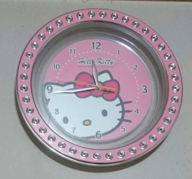 ハローキティ掛け時計
