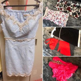 ブランドドレス組み合わせ自由1着4000円