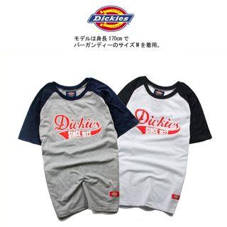 DickiesT-シャツ/新入荷/男女兼用/Di-14