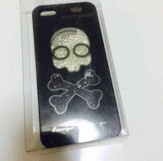 スカル ビーズ iPhone5s iPhoneケース