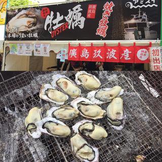本場 広島県産 殻付き牡蠣 40個 生産者直送便
