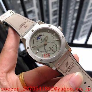 ウブロ腕時計  紳士クオーツ 高品質美品 4色