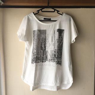 IMAGE プリントTシャツ