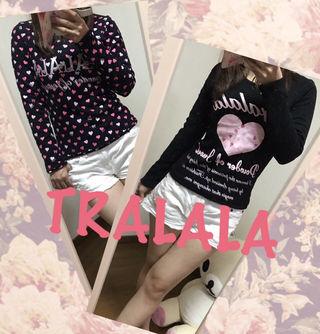 TRALALA リバーシブルTシャツ