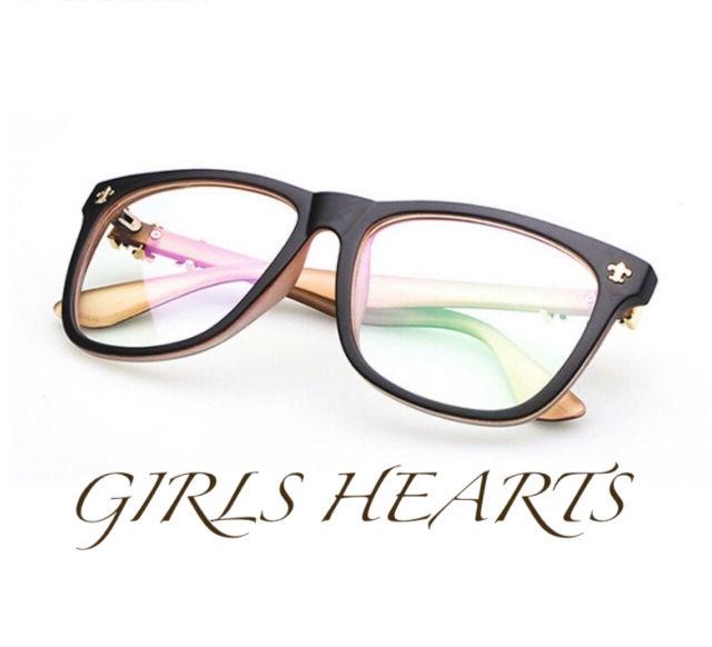 送料無料クロムシルバーブラック黒クロスフレア眼鏡メガネめがね