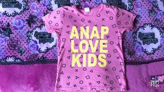 ANAPTシャツ