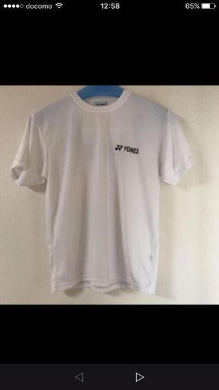 ヨネックスシャツ