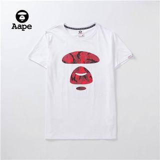 Aape新作メンズ半袖 紳士Tシャツ カットソー