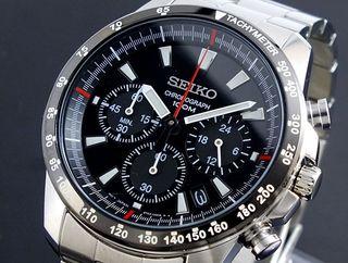 セイコー SEIKO クロノグラフ メンズ 腕時計 ウォッチ